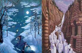 seamless optical illusion pictures paintings and art painting optical illusion