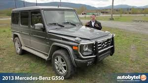 mercedes 2013 price 2013 mercedes g550 test drive luxury suv review