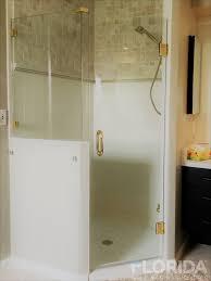Gold Shower Doors Shower Doors Custom Frameless Shower Doors Florida Shower Doors