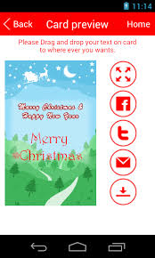 christmas card creator xmas android apps on google play