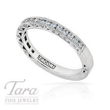 tacori wedding bands tacori diamond wedding band in platinum 43tw 4 3g tara