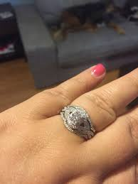 kay jewelers diamond engagement rings after weeks of drama with kay jewelers i have my ring and wedding