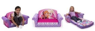 flip open sofa disney frozen flip open sofa only 20 reg price 50