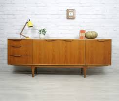 vintage 1960s teak sideboard manufactured by a h mcintosh
