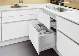 drawers for kitchen cabinets handleless kitchen cabinets in nyc