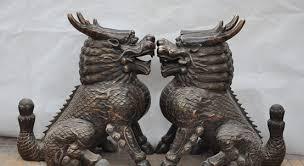 pixiu statue online shop xd 002107 20 bronze evil spirits guardian