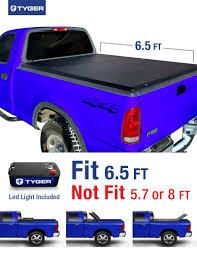 Ford F 150 Truck Bed Dimensions - amazon com tyger auto tg bc3f1023 tri fold truck bed tonneau