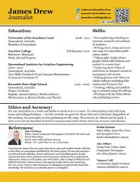Resume Format For Journalism Jobs by Writing A Cover Letter For Journalism Job