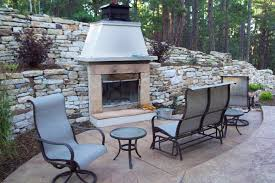 Outdoor Patio Fireplaces Built In Wall Patio Fireplaces Design Ideas Creative Fireplaces