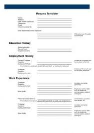 Cosmetologist Resume Example by Free Resume Templates 89 Stunning Good Samples Sample For Job