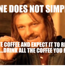 Coffee Meme - 25 best memes about yoda coffee yoda coffee memes