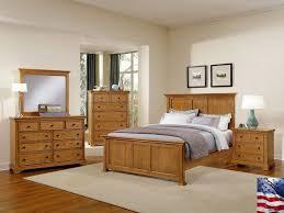 Solid Wood Platform Bed Modern Solid Wood Bedroom Furniture Ideas