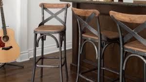 industrial metal bar stools with backs raven black metal high back tolix bar stool tablebasedepot in metal