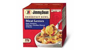 Meat Lovers Breakfast Bowl Quick Protein Frozen Breakfast
