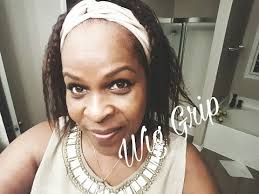 wig grips for women that have hair 5 min hair hack for thin edges using the wig grip band youtube