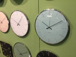 Clock For Bathroom Modern And Cool Wall Clocks That Favor Looks Without Neglecting