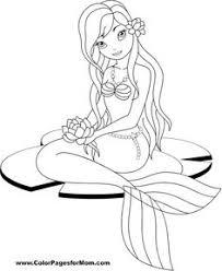 printable coloring pages of mermaids lisa frank mermaid coloring pages download and print these barbie