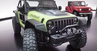 tactical jeep jeep mopar unveil 7 new off road concepts