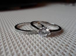 qvc wedding bands wedding rings diamonique vs real tacori epiphany