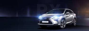 lexus suv hybrid gebraucht the rx 450h sharpened sophistication lexus