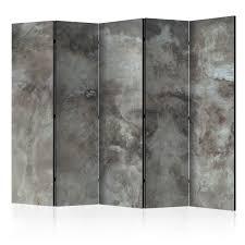 Ebay Room Divider - decorative photo folding screen wall room divider stone beton loft