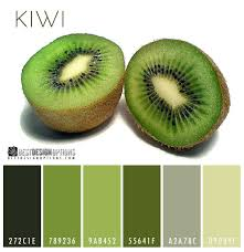 Best Logo Color Combinations Kiwi Color Palettes If You Need A Muted Green Palette This Color