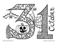 9 fun free printable halloween coloring pages mandala coloring