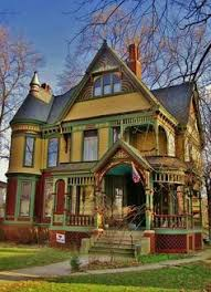 yellow victorian old houses old stuff pinterest victorian