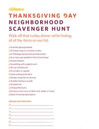 thanksgiving day scavenger hunt pictures photos and images for