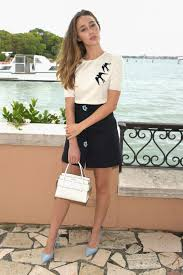 alycia debnam carey attends an intimate lunch at hotel cipriani in