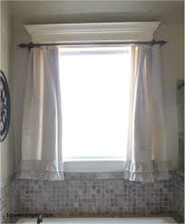 window treatment ideas for bathroom small bathroom window curtain ideas 3greenangels