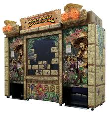namco lost land adventure arcade game game room guys