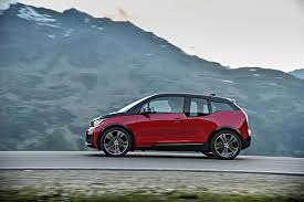 the new bmw i3s electric car