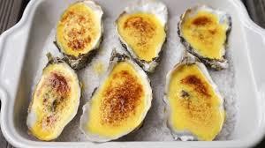 comment cuisiner des huitres les huîtres en sabayon
