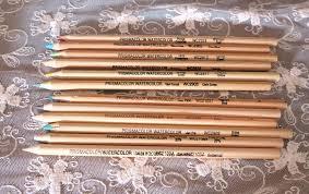 prismacolor watercolor pencils types of color pencils artpencilsrare