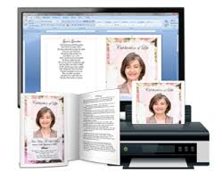 funeral phlets memorial cards templates funeral cards template