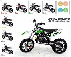 kids 50cc motocross bikes mini dirt bike 50cc funbikes mxr kids scrambler moto motor petrol