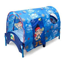delta children jake and the neverland pirates tent toddler bed