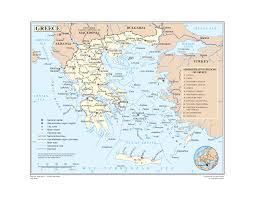 Map Greece by Printable Map Of Greece Martw Pinterest Printable Maps