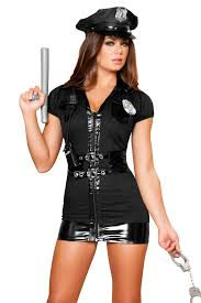 cop costume 7pc cop women s costume