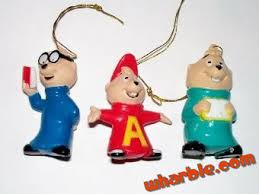 alvin and the chipmunks ornament rainforest islands ferry