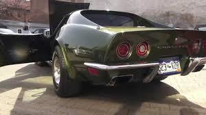 best c3 corvette chevrolet corvette stingray c3 exhaust sounds