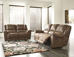 Living Room Sets By Ashley Furniture Buy Ashley Furniture Niarobi Saddle Reclining Living Room Set