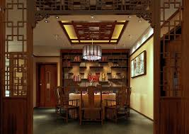 CHINESE STYLE INTERIORS Modern Chinese Restaurant Interior - Chinese style interior design