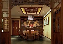 chinese style interiors modern chinese restaurant interior