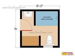 Bathroom Plans Bathroom Layouts For  To  Square Feet - Small square bathroom designs