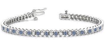 tennis blue bracelet images Premier designer diamond jewelry classic diamond tennis bracelets jpg