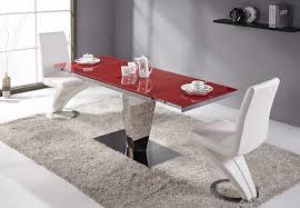 table cuisine design pas cher table de cuisine design table cuisine avec rallonge superbe table