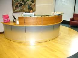 Salon Reception Desk Ikea Desk Reception Desk Furniture Dallas Reception Desk Furniture