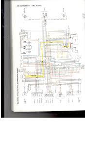 kz750 wiring diagram kawasaki kz twin cylinder motorcycle repair